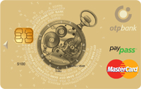 ОТП Банк – «WorldWide» MasterCard Gold гривні