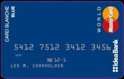 Ideabank – Картка «Card Blanche Blue» MasterCard гривні