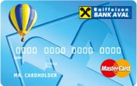 Райффайзен Банк Аваль – Картка «Класична MasterCard Mass» MasterCard гривні