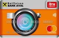 Райффайзен Банк Аваль – Картка «Хочу-картка» MasterCard гривня