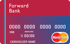Forward Bank — Карта «Go Shopping» MasterCard гривны