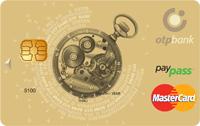 ОТП Банк – «WorldWide» MasterCard Gold гривні
