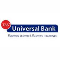 Universal Bank — Вклад «Депозит» доллары
