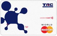 Таскомбанк — Картка «WEEKEND CARD» MasterCard World мультивалютна