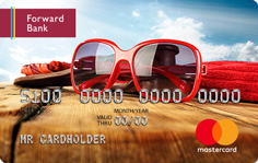 Forward Bank — Карта «Выручалка MAX» MasterCard Standard гривны