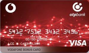 ОТП Банк — Карта «Для тех, кто online.Vodafone Bonus Card» Visa Gold гривны