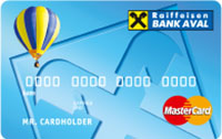 Райффайзен Банк Аваль — Карта «Классическая MasterCard Mass» MasterCard евро