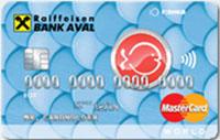 Райффайзен Банк Аваль — Карта «Fishka» MasterCard гривна