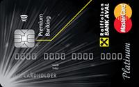 Райффайзен Банк Аваль — Карта «Премиальная Platinum Selective PayPass» MasterCard гривны