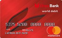 Юнекс Банк — Карта «Мгновенная» MasterCard World гривны