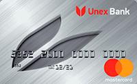 Юнекс Банк — Карта «ХочуКа» MasterCard Standard гривны