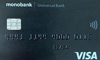 monobank — Карта Валютная Visa мультивалютная