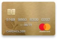 А-Банк — Карта «Универсальная» MasterCard Gold, гривны