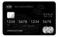 Укрбудинвестбанк — Карта «Премиум Элит с овердрафтом» MasterCard World Elite гривны