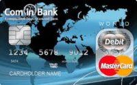 Коммерческий Индустриальный Банк — Карта MasterCard World debit, гривны