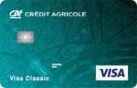 Креди Агриколь Банк — Карта «Для новых клиентов» Visa Classic гривны