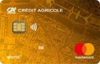 Креди Агриколь Банк — Карта «Для новых клиентов» MasterCard World гривны
