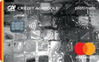Креди Агриколь Банк — Карта MasterСard Platinum гривны