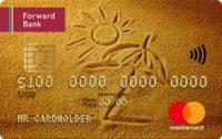 Forward Bank - Карта «Авторская карта (PayPass)» MasterCard Standart гривны