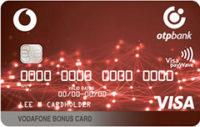 ОТП Банк — Карта «Для тех, кто online.Vodafone Bonus Card» Visa Gold евро