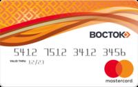 Банк Восток — Карта «Для собственников зарплатных карт» Mastercard World, гривны