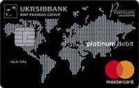 УкрСибБанк — Карта «ALL INCLUSIVE DE LUXE» MasterCard Gold Contactless гривны