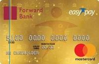 Forward Bank – Карта «EasyPay кобренд» MasterCard Debit гривны