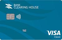 Банк Клиринговый дом – Карта для выплат Visa Classic гривны