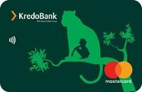 КредоБанк – Карта Mastercard World Debit Standard гривны