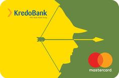 КредоБанк – Карта Mastercard World Debit гривны
