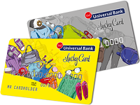 Universalbank – Карта