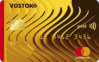 Банк Восток – Карта «IT-специалист» Mastercard Debit Gold гривны
